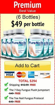Pure Nails Pro Nail Pro, Nail Tips, French Tip Acrylic Nails, Thin Nails, Nail Fungus, Toe Fungus, Clear Nails, Good Manufacturing Practice, Nail Treatment