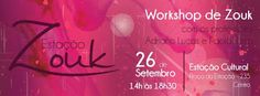 Dança JF: Workshop de zouk