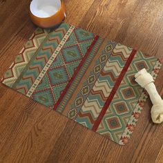 Pet Food Mats - Wild Love Tails