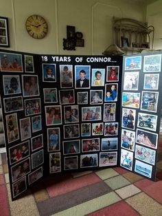 how to Make High School Graduation Party Decor Ideas for your big night!Learn how to Make High School Graduation Party Decor Ideas for your big night! Graduation Photo Displays, Graduation Picture Boards, Graduation Open Houses, High School Graduation, Graduation Party Planning, Graduation Party Decor, Graduation Ideas, Graduation Gifts, Graduation Banner