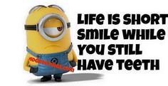 Good advice. Funny Minion Picture Quotes funny funny quotes minion picture quotes minion quotes
