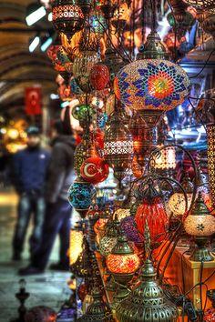 Le Grand Bazar d'Istanbul, Turquie