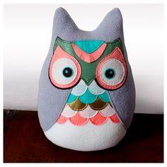 Heima Owl Plushie