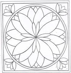 Photo: niños mandala coloring pages, mandala coloring и sten Mandala Art, Mandalas Drawing, Mandala Coloring Pages, Mandala Painting, Mandala Pattern, Dot Painting, Colouring Pages, Mandala Design, Adult Coloring Pages