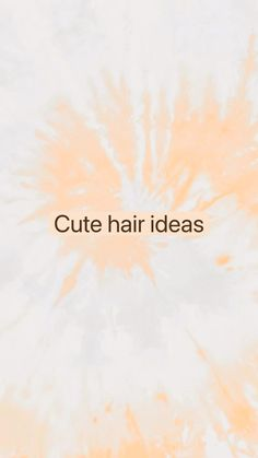 Cute Simple Hairstyles, Easy Hairstyles For Long Hair, Teen Hairstyles, Pretty Hairstyles, Front Hair Styles, Medium Hair Styles, Hairstyle For Girls Video, Back To School Hairstyles, Aesthetic Hair