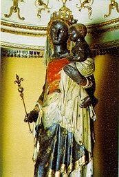Las Vírgenes Negras y la Orden del Temple