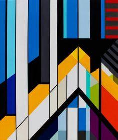 """Saatchi Art Artist JESSUS HERNANDEZ; Painting, """""""" ASCENCION """" #art"""