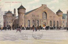 Canada Halifax Armories 1908 | eBay