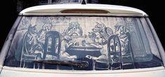 Dirty Car Drawings – Fubiz™