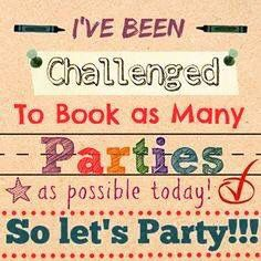 Oh Here we go again Yes I've been Challenged again. Book Now Your Chloe and Isabel Pop Up party with me here Meme_Dayas@Yahoo.com, Shop here https://www.chloeandisabel.com/boutique/memedayas