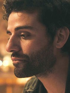 """Oscar Isaac as Cecil in """"Revenge For Jolly!"""" (2012)"""