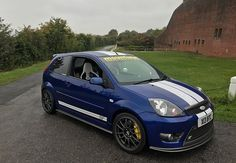 Ford Fiesta Modified, Ford Focus 2005, Ford Sport, Ford Fiesta St, Tuner Cars, Stance Nation, First Car, Small Cars, Cars And Motorcycles