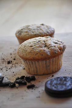 miss.sweetkitchen: Oreo-Muffins