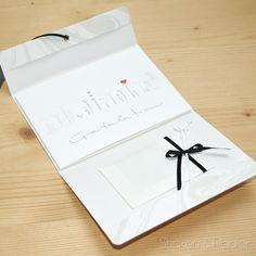 Sticken & Papier: Umschlagsverpackung