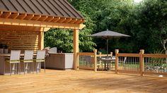 deck railing ideas at DuckDuckGo - Modern