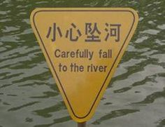 The 37 most awkward ENglish Fails you Can only find in Asia.