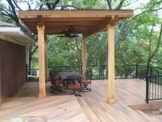 The perfect complement to a poolside deck or patio, arbors create shade and protection from the hot Texas sun along with elegant privacy when hung with wisteria or other flora. Outdoor lighting, fans, misters and heaters allow for optimal utilization of your outdoor oasis regardless of the time of day or the extremes of the weather. #SWFence #Arbor #OutdoorLiving