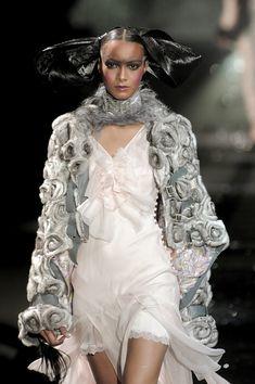 John Galliano at Paris Fashion Week Fall 2010 - Runway Photos