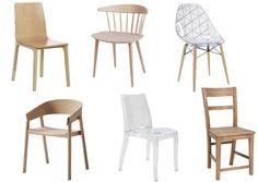 je veux des chaises de table dpareilles - Des Chaises