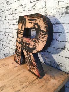 Vintage Decorative Letter R Symbols, Letters, Vintage, Decor, Art, Art Background, Decoration, Kunst, Letter