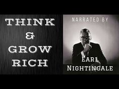 Earl Nightingale -THINK AND GROW RICH - The Hidden Secrets Inside (FULL AUDIO BOOK) - YouTube