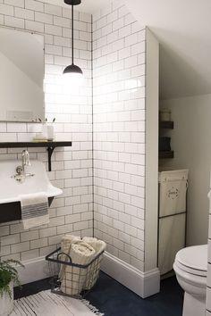 Basement Bathroom : Reveal!