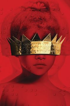 smokingsomethingwithrihanna:  ANTi   I love this so much. I'm deeply in love with this artwork.