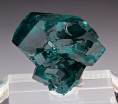 Dioptase from the Republic of the Congo by Dan Weinrich