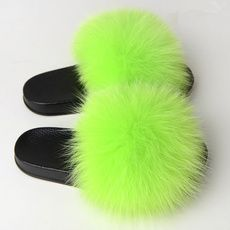Jon Goods store-1   Wish Green Slippers, Winter Slippers, Mens Slippers, Fashion Slippers, Fashion Shoes, Indoor Slides, Faux Fur Slides, Aliexpress, Slippers