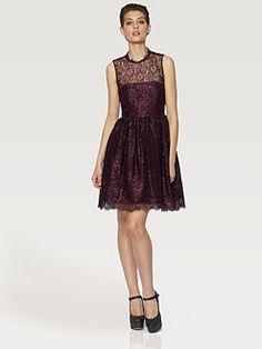 Alice + Olivia - Ophelia Lace Dress
