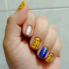 #NailArt #NailPolish #Glitter