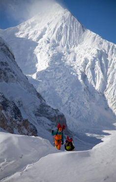 Martín Zabaleta Everesten 1980-2010