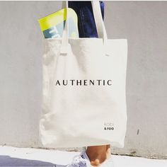 The authentic carry-all tote, now available online now.