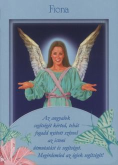 Fiona Angel Card Extended Description - Messages from Your Angels Oracle Cards by Doreen Virtue Doreen Virtue, Novena Prayers, Angel Prayers, Auras, Calling All Angels, Angel Readings, Free Angel, Angel Guidance, I Believe In Angels