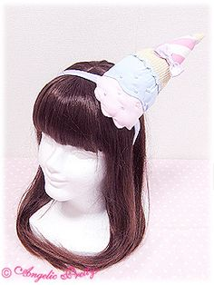 Yes, For those days when you feel like an lopsided ice cream unicorn Angelic Pretty has you covered.