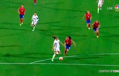 Alex Morgan's fastest goal | 12 SECONDS!!! The FASTEST goal in US Soccer HISTORY!!! (She scored against Costa Rica)!