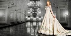2015 Disney Fairy Tale Weddings Dress Collection - When Geeks Wed