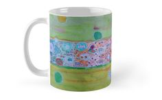 """The Column"" Mugs by Heidi Capitaine 