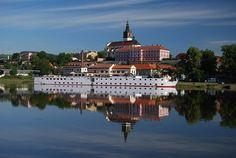Na výlet do královského města Litoměřice Czech Republic, Prague, Mansions, House Styles, World, Places, Beautiful, Bohemia, Manor Houses