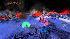 Sacraboar PC 2009 Gameplay