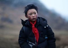 "This photo taken Jan. 11, 2018 shows Wang Fuman, also known as ""Frost Boy"", in Ludian in China's southwestern Yunnan province. A viral photo of the Chinese boy whose hair is encrusted with ice after his hour-long walk to school in freezing temperatures has stirred debate about the impact of poverty on children in rural regions."