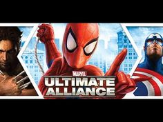 Marvel: Ultimate Alliance - Trailer
