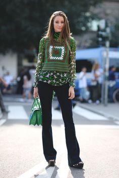Moda: Tığ İşi Kıyafetler | Vogue Is Art
