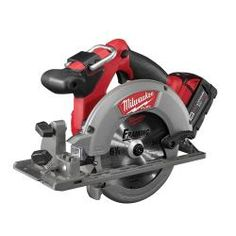 "Milwaukee 2730-22 M18 FUEL™ 6-1/2"" Circular Saw Kit, 18 Volt"