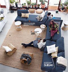 IKEA - Ikea 2016 Kataloğu: Hayatı Güzelleştiren Küçük Ayrıntılar! Kanepe Kombinasyonu