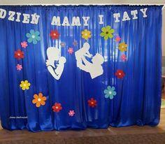 Anyák napj Baptism Decorations, Baby Shower Decorations, Mothers Day Decor, Paint Splash, Flower Show, Preschool Crafts, Event Decor, Special Day, Art For Kids