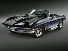 1961 Chevrolet Corvette Mako Shark I Concept Car