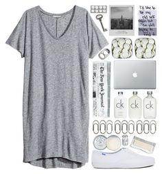 """""""Relaxation"""" by undercover-martyn ❤ liked on Polyvore featuring H&M, Keds, Calvin Klein, Jack Wills, Clips, Vita and Meggie"""
