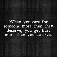 Yes, it hurts. People who are genuinely loving and kind can be easily taken advantage of.  It's o.k. to turn and walk away when you have done more than be good to people who could care less. Don't waste any more of your good ♥ on the wrong people, girl!