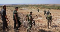 Noticia Final: Exército sírio recupera território apreendido por ...